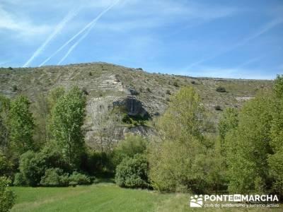 Sierra de la Pela y Barranco de Borbocid; fotos de senderismo